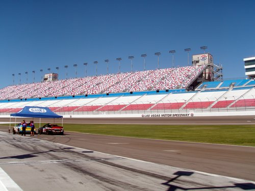Nascar Ride Along Las Vegas